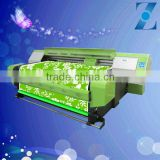 Large Format Digital Textile Flat-bed printer