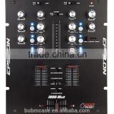 EPSILON INNO MIX 2 cheap dj player mixer 2CH Professional dj audio mixer super manufacture