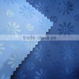 New Arrival 100% polyester jacquard lining fabric wholesale for high quality garment lining
