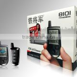2- way car alarm 8101 for super long distance