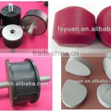 Industrial Machine Rubber Parts Absorber / Rubber Silent Block Damper Feet / Machinery Equipment Anti Vibration Damper
