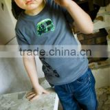 Organic Cotton Kids wear-Design: Auto Rickshaw Tee