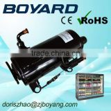solar cold room parts R22 R404A refrigeration unit CE Rohs lanhai boyard truck roof air conditioner refrigeration compressor