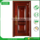 Soundproof Exterior Iron Door Price Cheap Front Entry Doors Steel Security Door With Competitive