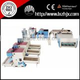ZCM-1000 needle punching production line, jute needle felt making line