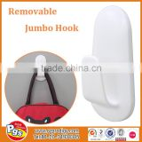 plastic mop holder/wall mounted hanger hook/stick wall hangers hook