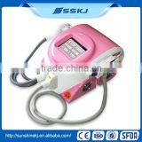 Imported lamp portable 2 IN 1 IPL hair removal nd yag laser safety goggle