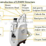 Oxygen Skin Treatment Machine Facial Hydro Machine Oxygen Equipment Hydro Dermabrasion For Wrinkle Removal Acne Treatment Machine