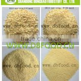 dehydrated garlic granule with white color