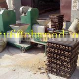 300-500kg wood briquette machine/wood sawdust briquette production line/Charcoal Briquette Extruder Machine2078