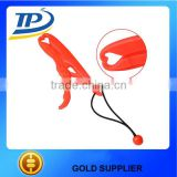 ABS controller floating fish gripper,plastic fish grippers controller plastic fishing hand gripper
