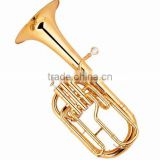 Brass instrument Eb key alto horn