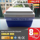 portable large plastic fishing cooler box