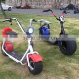 2017 fashionable factory cheap speeding electric bike 48v fat tire scooter high quality citycoco