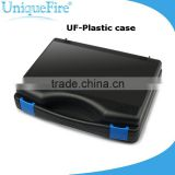 Uniquefire adjustable Plastic Case Storage Box For Flashlight Torch Lamp and accessory