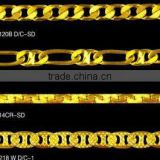 for industry/machine/mine/finery industry low price fast delivery sample free decoration brass link chain