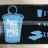 fantastic beer pong set with high quality
