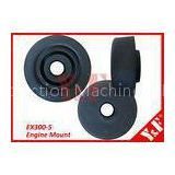 Excavator Components Shock Absorber / Rubber Engine Mounts For Hitachi EX300-5