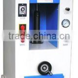shoe making machine, Single-head cover type laminating machine/mobile cover making machine