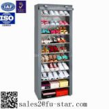 Wardrobe Closet Storage Organizer 10 lays folding shoe racks for shops shoe rack simple electric shoe racks