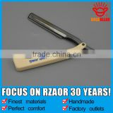 """GOLDOLLAR FDW-8"" Disposable razor blade stainless steel razor barber razor straight razor"