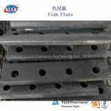 BS80 Railway Fishplate/SGS Proved Rail Fishplate/Top Quality OEM RailroadFishplate/Rail Joint Bar/Rail Splice Supplier