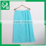 Beauty body wrap towel bath dress for hotel