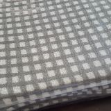 wool/cotton blanket