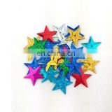 15mm mixed color Star Sequins Flat Loose Sequins Paillettes Wedding Craft Kids DIY Accessories
