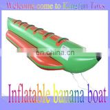 Inflatable Banana Boat for Summer Water Toy