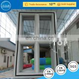 Advertising bus stop outdoor inflatable advertising billboard stand