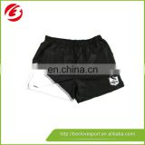 China manufacture custom sublimation youth rugby shorts