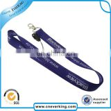 Fashion high quality dye sublimation neck lanyard wholesale
