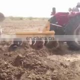 Disc plough bearing seat parts
