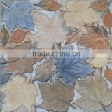 Beautiful Maple Leaf Hall Floor Tiles Patterns