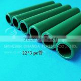 Green high density polyethylene pipe/tube