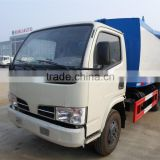 Small garbage compactor truck Dongfeng with best price for sale 008615826750255 (Whatsapp)