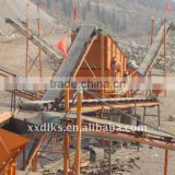 China Leading hot sale bridge gravel line