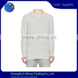 New Design Trendy Style Mens Plain Sexy Fashion Long Sleeve Shirt