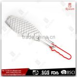 Carbon steel non-stick charcoal bbq grill                                                                                                         Supplier's Choice