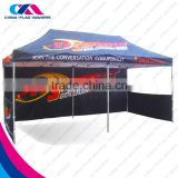 10x10 fold aluinium tent with sidewalls for 10 person                                                                         Quality Choice