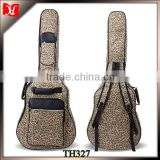Velvet Padding Inerior leopard print Guitar Case/Hard shell Guitar Case