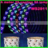 DC12V Addressable strip light 27w/M 5050 rgb led strip digital,digital led strip,magic digital dream color rgb led strip