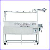 Metal Zipper Teeth Head Auto Intelligent All-around Polishing Machine (Double sides 24 Wheels)