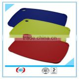 HDPE cutting board/plastic chopping mat/flexible cutting board