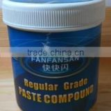 regular grade paste compound