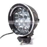 7inch 60W cree led work light ,led driving lamp for offroad vehicles, tractors trucks,atv utv suv 4wd led offroad light