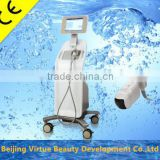 Deep Wrinkle Removal 2016 Focuse Ultrasound High Frequency Machine For Acne Hifu Loss Weight Body Slimming Machine 7MHZ