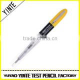 China Manufacture Mine voltage test pen screwdriver with AS material and long-life neon light