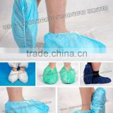 Disposable PE/CPE shoe cover, nonwoven/PP shoe cover                                                                         Quality Choice